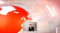 NEWS (HEADLINES) Digital Display (16:9) template