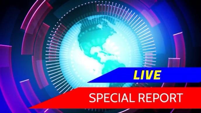 NEWS Tampilan Digital (16:9) template