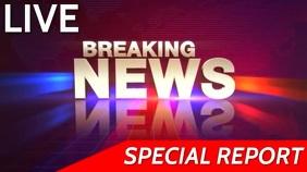 NEWS Umbukiso Wedijithali (16:9) template