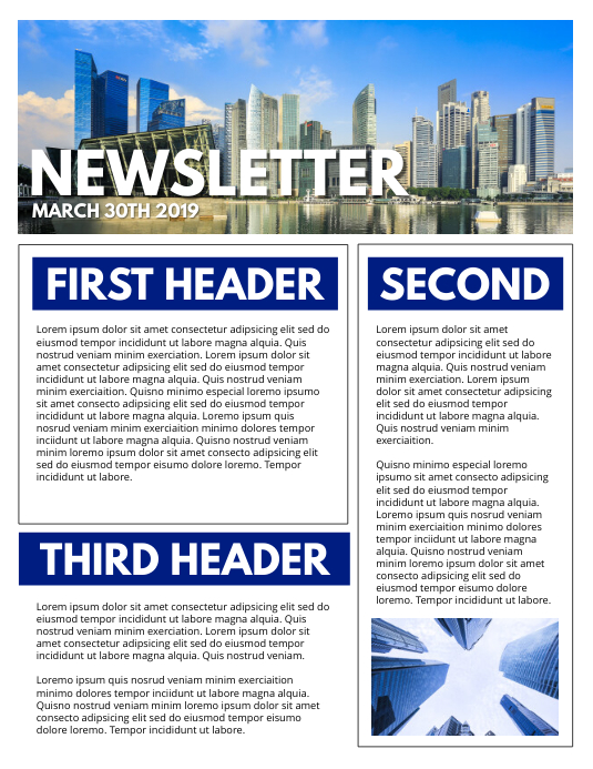 NEWSLETTER Iflaya (Incwadi ye-US) template