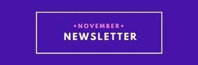 Newsletter E-Mail Header Email Banner