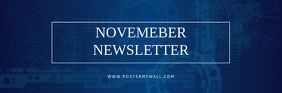 Newsletter email header template