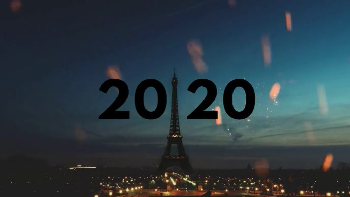 Newyear 2021 Video Template