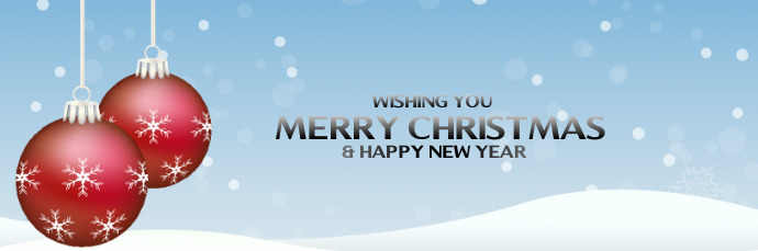 NewYear Email Header template