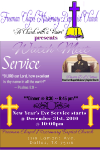 NFCMBC Watch Meet Service