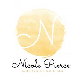 Nicole Pierce Logo Template