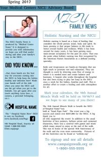 NICU Family News