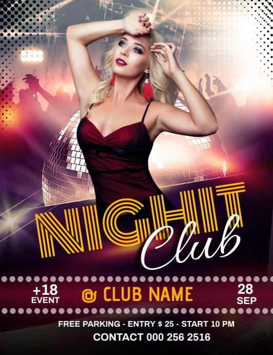 Night Club Iflaya (Incwadi ye-US) template