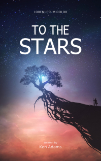 Night stars adventure camp stars book cover
