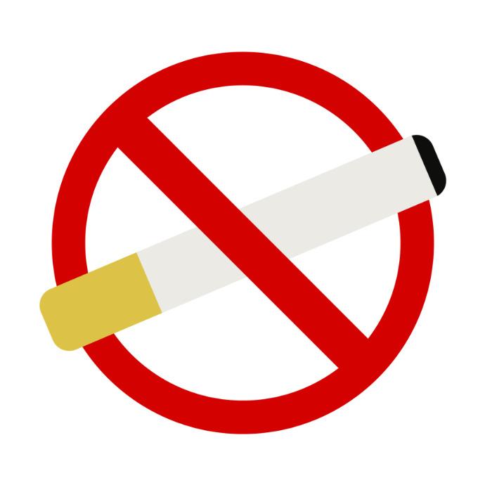 No smoking Логотип template