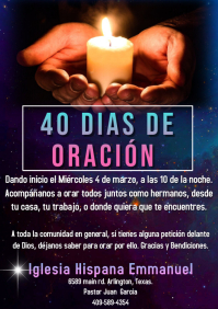 noche de oracion
