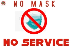 NoMaskNoService