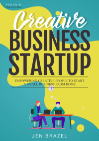 Non-fiction Business Kindle Book Cover