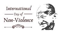 Non violence 标记 template