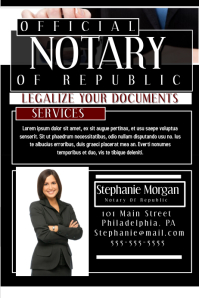 Notary Republic