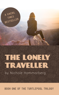 Novel Kindle Book Cover