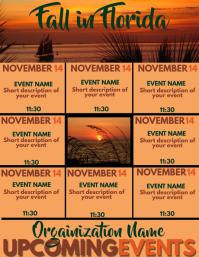 November inf Florida