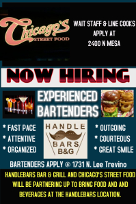 Now Hiring  Now Hiring Flyer Template