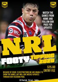 NRL Rugby football