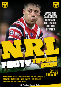 NRL Rugby football