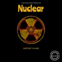 nuclear Musi Mixtape/Album Cover A