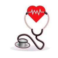 Nurse Day Logo template