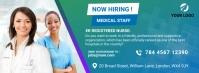 Nurses hiring Facebook Cover photo Facebook-Cover template