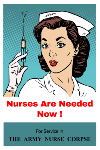 Nurses Needed Poster Template