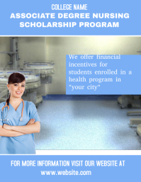 Customizable Design Templates For Nurse PosterMyWall - Nursing flyer templates