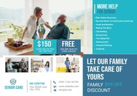 Nursing Home Video Template A4