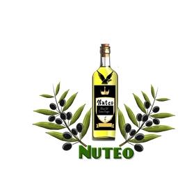 Nuteo2 design Логотип template