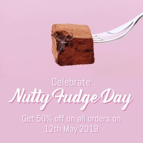 Nutty Fudge Day