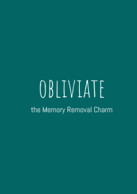 Obliviate