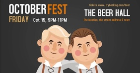 OctoberFest Facebook cover