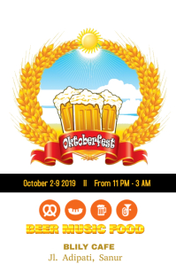 Octoberfest Poster Template