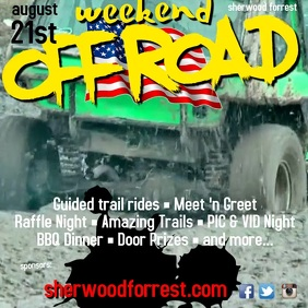 OFF Road Weekend