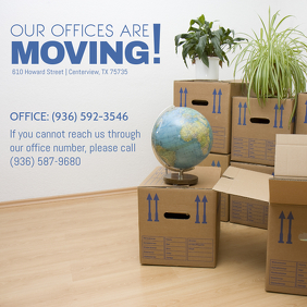 Office Moving