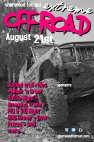 Offroad Extreme Poster