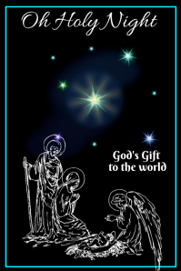 Oh Holy Night Poster