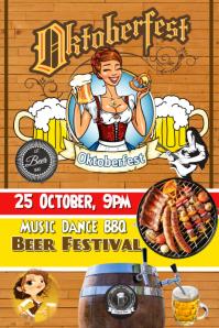 Oktoberfest, october, beer festival
