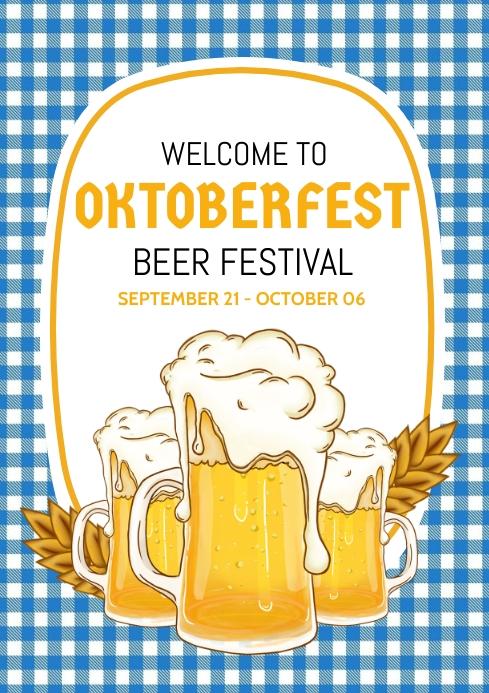 Oktoberfest,fest,beer festival,event Iflaya (Incwadi ye-US) template