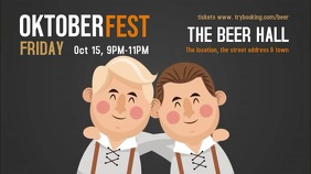 Oktoberfest digital video template