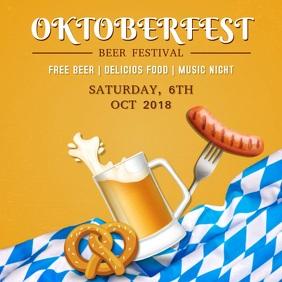 Oktoberfest Festival Video Template