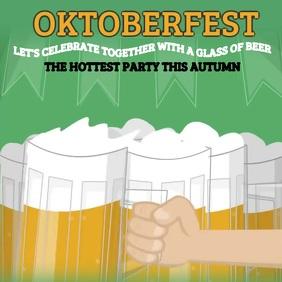 Oktoberfest Flyers