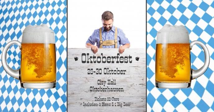 Oktoberfest header Video advert event cover