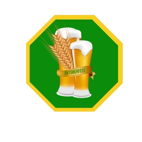 Oktoberfest Logo template