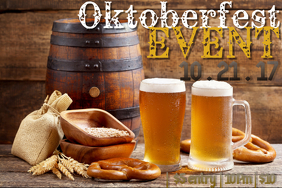 Oktoberfest October Festival Beer Drinking Bar Party Brew
