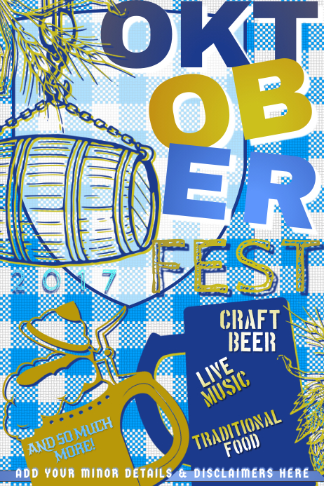 Oktoberfest October Festival Beer Drinking German Party Brew