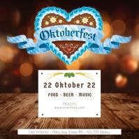 Oktoberfest October Party Germany Beer Garden