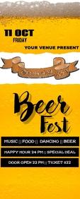 Oktoberfest Stand Banner Template